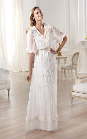 Middle Aged Bridal Dresses Wedding Dress