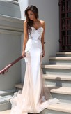 Sweetheart Lace Evening Dress With Mermaid Tulle Gorgeous