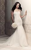 Mermaid Sweetheart Elegant Dress With Tulle Skirt