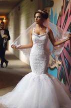 Mermaid Short Spaghetti Straps Sweetheart Sleeveless Bell Illusion Beading Appliques Illusion Illusion Straps Keyhole Tulle Lace Dress
