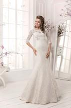 Long Sleeve Crystal Detailing Sheath Dress