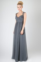 A-Line Gown With Has Illusion Cap-Sleeves And Back Keyhole
