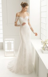 Strapless Backless Organza Dress With Appliques