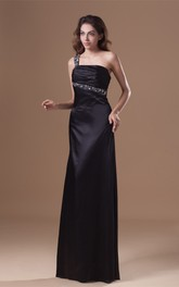 Lovely Sleeveless Beaded a Line Special Occasion Dresses