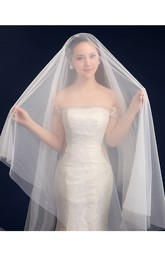 New Korean Style 3 Meters Veil Super Long Tail Tulle Veil