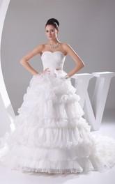 Empire floor length bateau short sleeve empire chiffon for Elder beerman wedding dresses