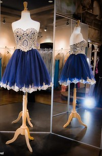 Luxurious Sleeveless Sweetheart Short Homecoming Dress Crystals Appliques