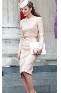 sheath Bateau Long Sleeves Lace Sash Knee-Length Dresses