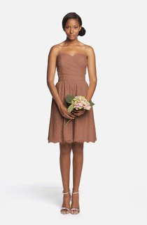 Lace A-Line Short Chic Sweetheart Dress