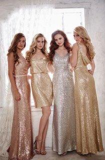 Sheath Short Jewel Sleeveless Bell Ruffles Zipper Sequins Dress