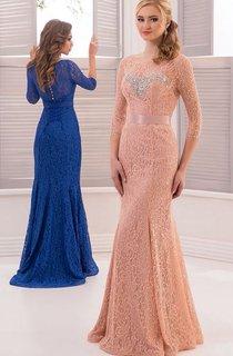 Sheath Floor-Length Sweep Jewel 3 Charmuse Beading Pleats Button Dress