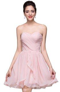 Gorgeous Sweetheart Short Homecoming Dress 2016 Chiffon