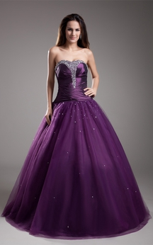 Delicate Sleeveless Sweetheart Taffeta Special Occasion Dresses