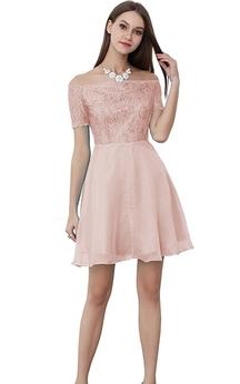 Sleeveless Floor-length Chiffon Gown with Pleats