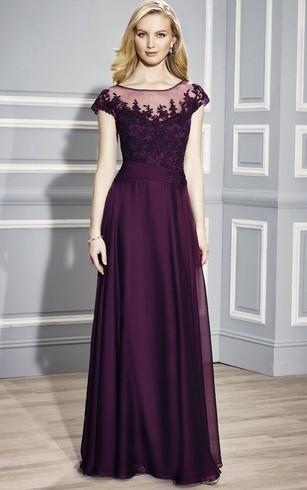 Cheap Modest Formal Dresses | Vintage Prom Gowns - Dorris Wedding