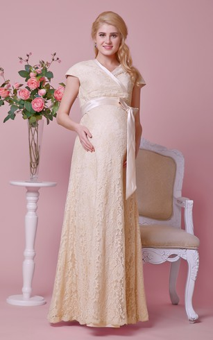 Maternity Marriage Dresses