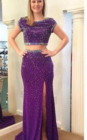 Purple Lavender Prom Dresses Cheap Lilac Formal Dress Dorris