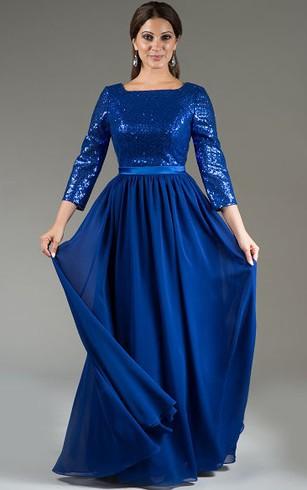 Formal Long Dress for Wedding