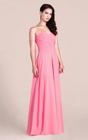 Strapless Prom Dresses | Sweetheart Prom Dresses - Dorris Wedding