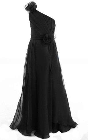 One Shoulder Junior Bridesmaid Dresses | Designer Styles - Dorris ...