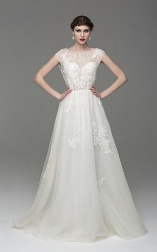 Tall Dresses for Weddings | Bridal Gowns for Tall Brides - Dorris ...