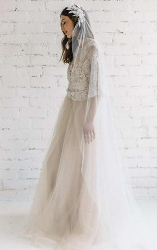 Hippie Bridal Dresses | Casual Wedding Gowns - Dorris Wedding