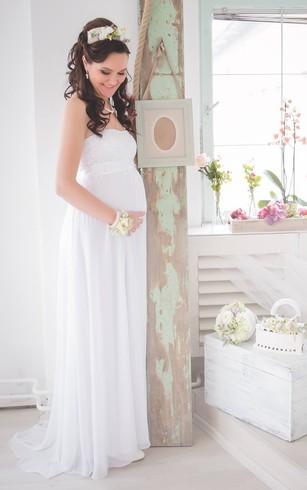 Maternity Wedding Dresses Under 100 | Big Sale - Dorris Wedding
