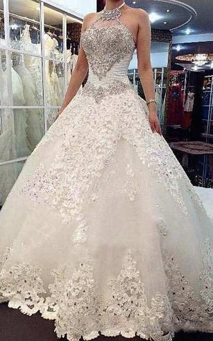 Old Fashion Wedding Dresses | Vintage Bridal Gowns - Dorris Wedding