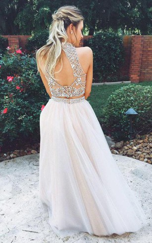 1d29861c3c344 Blush Prom Dresses on Sale | Cheap Prom Dresses - Dorris Wedding
