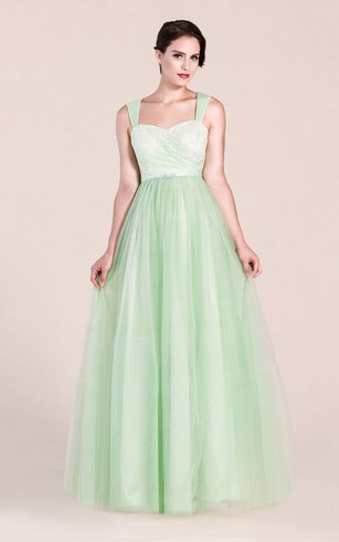 Mint Bridesmaids Dresses on Sale, Light Green Dress for Bridesmaid ...