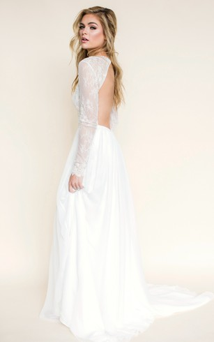 Hippie Bridal Dresses | Casual Wedding Gowns - Dorris Wedding