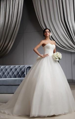Ballerina Wedding Dress   Tutu Wedding Dress - Dorris Wedding