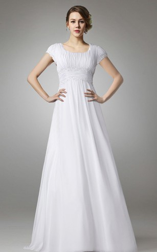 Affordable Lds Bridals Dresses Cheap Wedding Dress For Lds - Lds Wedding Dress