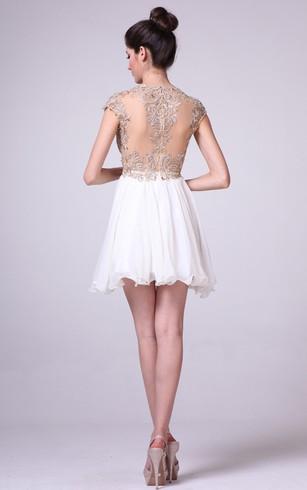 8th Graduation Dress | Cheap 6th Grade Prom Dresses - Dorris Wedding