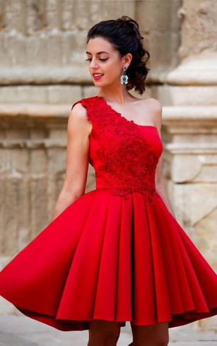 Short Formal Dresses | Little Prom Gowns - Dorris Wedding