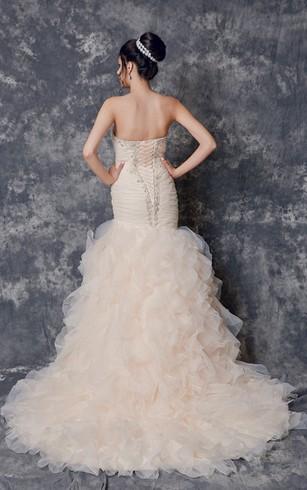 Classy Wedding Dresses - Dorris Wedding
