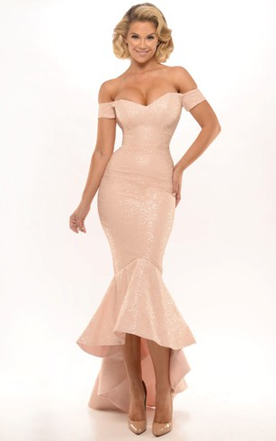Big Busts Prom Gowns, Large Chest Formal Dresses - Dorris Wedding