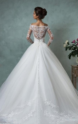 Custom Dress for Wedding