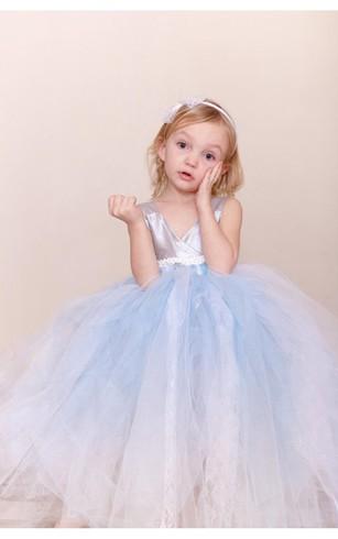 Cheap Flower Girl Bridal Dresses | Kids Wedding Gowns - Dorris Wedding