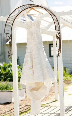 Blue & White Colour Wedding Dress, Blue Color and White Color ...