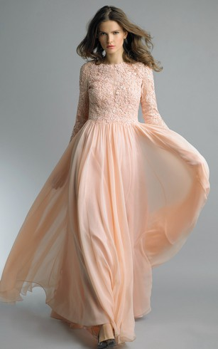 Elegant Long Dresses for Balls