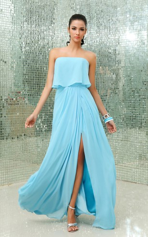Prom Dress for Wide Waist, Thick Waistline formal Dresses - Dorris ...
