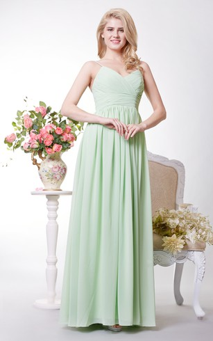 Light Green Bridesmaid Dresses | Pale Green Bridesmaid Dress ...
