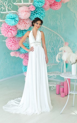 Cheap Empire Wedding Dresses | Empire Waist Bridal Gowns - Dorris ...