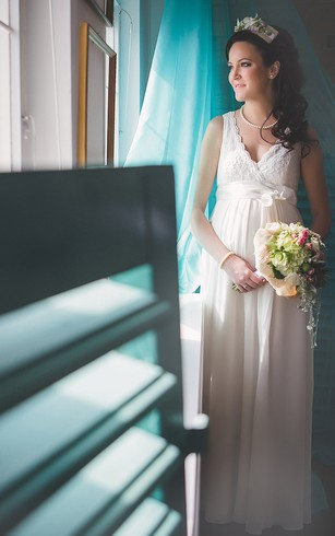 Affordable Maternity Wedding Dresses | Big Sale - Dorris Wedding