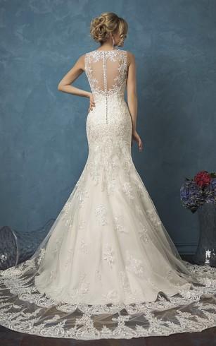 Stylish Mermaid & Trumpet Wedding Gowns | Fishtail Bridal Dresses ...
