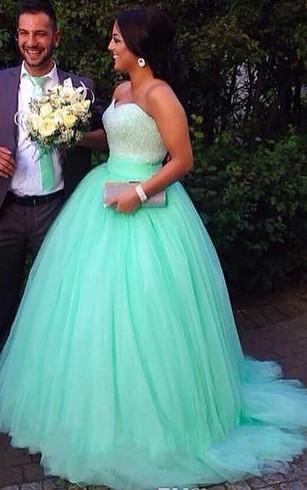 Glitz Prom Dresses | Beaded Prom Dresses - Dorris Wedding