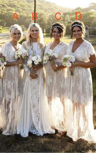 c94fa2d0fa Full Figure Size Bridesmaids Dresses | Bridesmaid Gowns For Plus ...