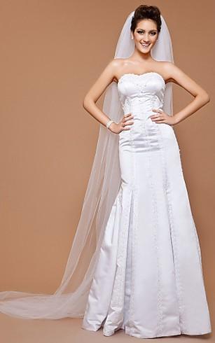 Wedding Dress Veils - Dorris Wedding