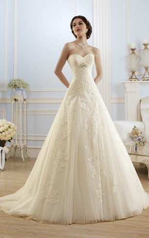 Corset Style Wedding Gowns, Bridals Dresses with Corset - Dorris Wedding